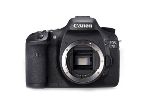 Canon EOS 7D - Cuerpo
