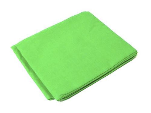 Fondo de tela Chromakey verde 3x6m