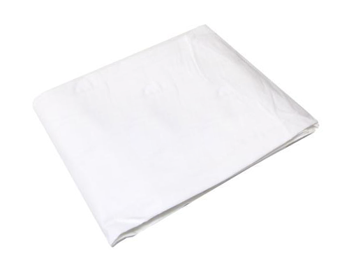 Fondo de tela blanco 3x6m