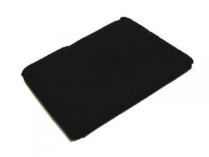 Fondo de tela negro 3x6m