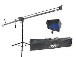 "Grúa ProAm DV C210 + Monitor Wondlan 7"" LCD HD 701B"