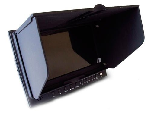 "Monitor Neway 7"" Color TFT LCD"