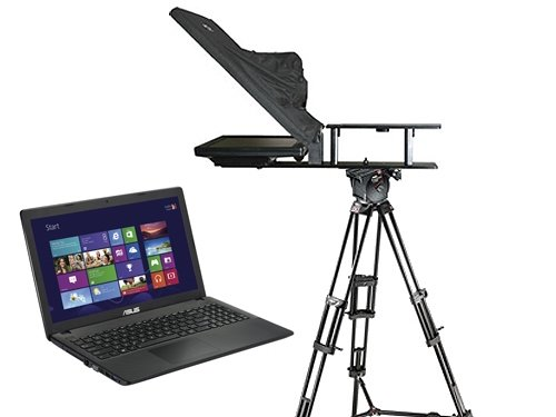"Kit Teleprompter 17"" Q-GEAR"