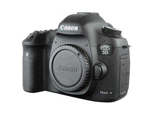 Canon EOS 5D MarkIII - Cuerpo
