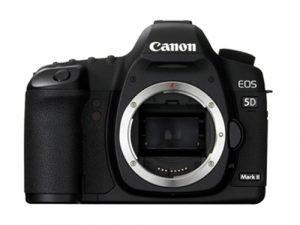 Canon EOS 5D MarkII - Cuerpo