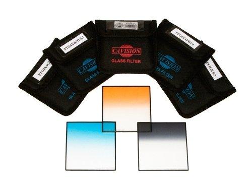Kit 5 filtros Cavision