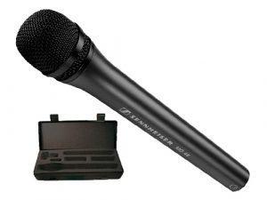 Micrófono de mano Sennheiser MD46