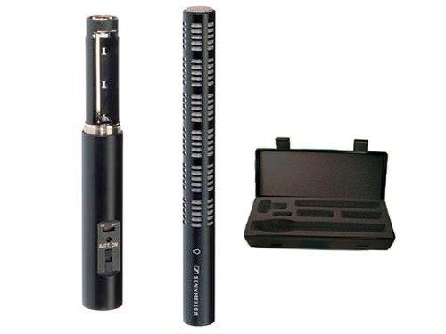 Micrófono unidireccional Sennheiser ME66-K6
