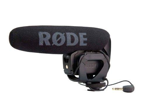 Micrófono de condensador direccional RØDE Videomic Pro