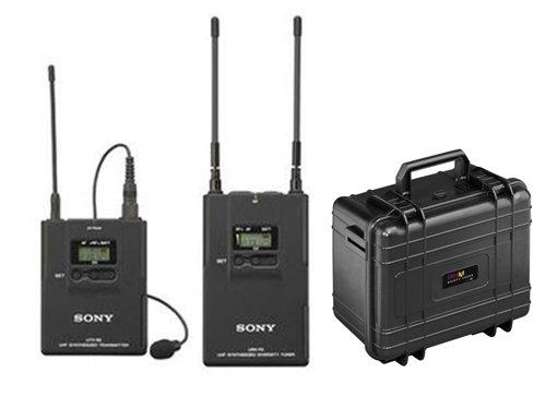Micrófono inalámbrico de corbata Sony UWP-V1/62
