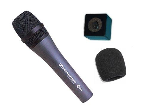 Micrófono de mano Sennheiser E845