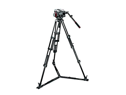 Trípode Manfrotto 509HD-545GBK