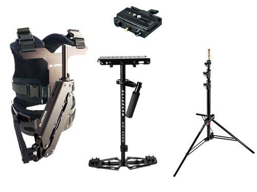 Kit Steadycam Glidecam
