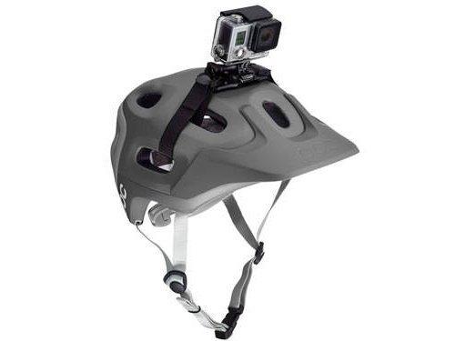 Correa de casco ranurado para GoPro