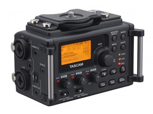Grabadora digital Tascam DR-60