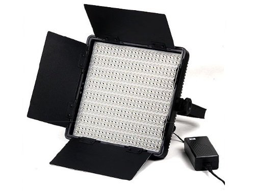 Panel LED 600 bicolor 3200K-5400K