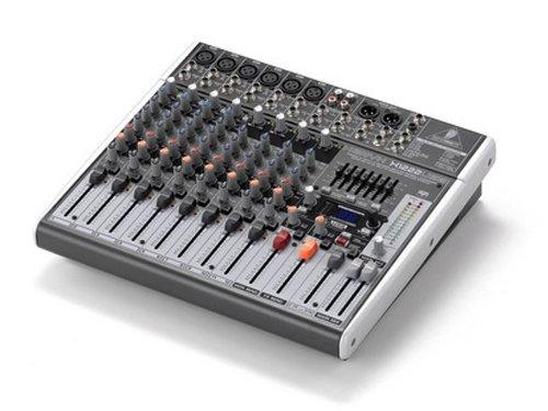 Mezclador de sonido Behringer XENYX X1222USB