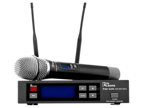 Micrófono de mano inalámbrico UHF The t.bone