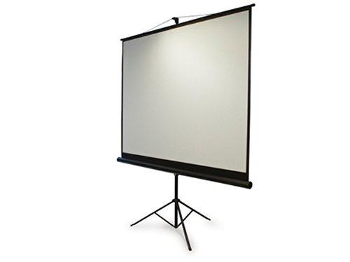Pantalla para proyector 213x213cm 1:1