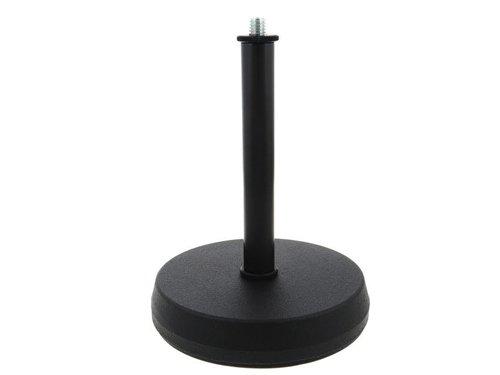 Pie de escritorio para micrófono