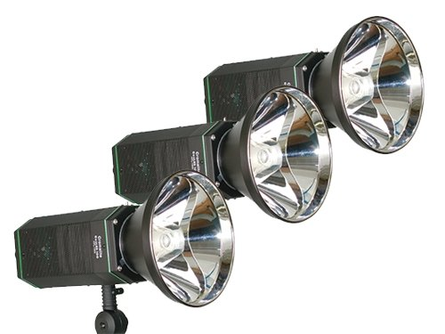 Kit 3 focos LED 1000W 5400K