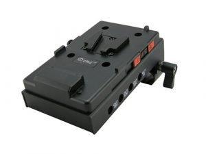 Adaptador de batería V-Lock Dynacore