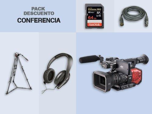 """Pack descuento """"CONFERENCIA"""""""