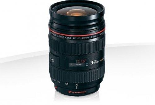 Objetivo Canon EF 24-70mm f/2.8L USM