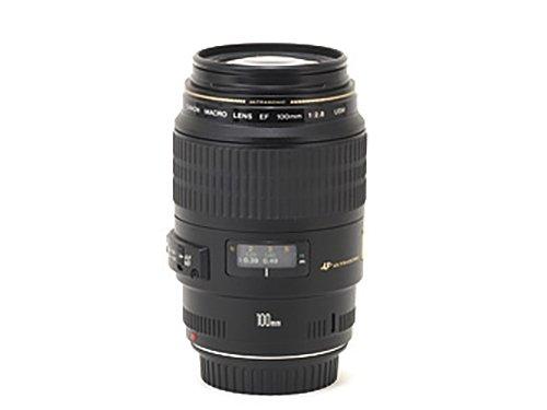 Objetivo Canon EF 100mm f/2.8 Macro USM