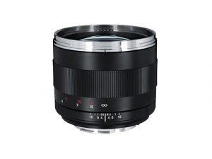 Objetivo Zeiss Planar T*1.4/85mm ZE Canon