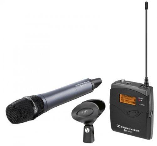 Micrófono inalámbrico de mano Sennheiser 135P G3