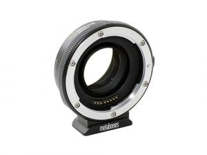 Adaptador Metabones Speed Booster Ultra II EF-E