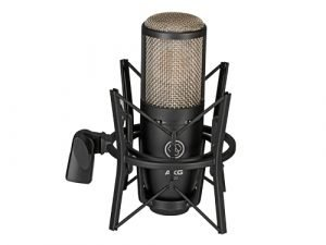 Micrófono de condensador AKG Perception P420