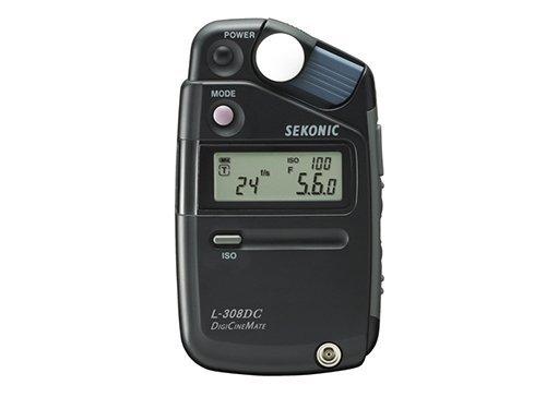 Fotómetro Sekonic L-308DC Digicinemate