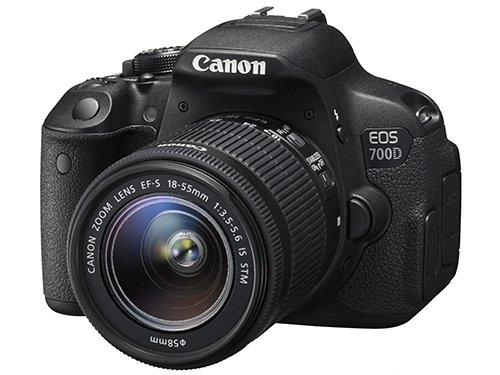 Canon EOS 700D + Objetivo Canon 18-55mm f/3.5-5.6