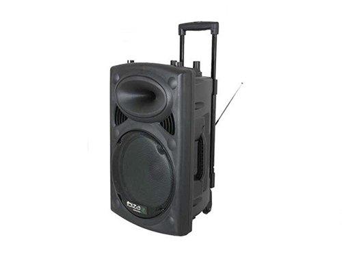 Altavoz amplificado Ibiza Sound PORT12VHF-BT