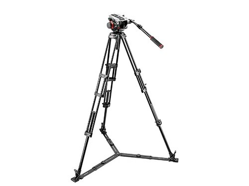 Trípode Manfrotto 504HD-546GBK