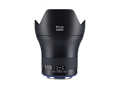 Objetivo Zeiss Milvus T*2,8-21mm ZE Canon