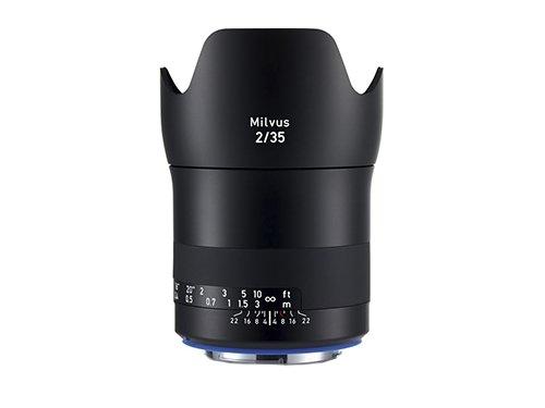 Objetivo Zeiss Milvus T*2,0-35mm ZE Canon