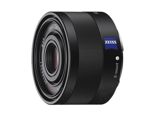 Objetivo Sony Sonnar T* FE 35mm f/2.8 ZA