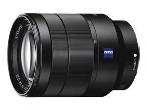Objetivo Sony Vario-Tessar T* FE 24-70mm f/4 ZA OSS