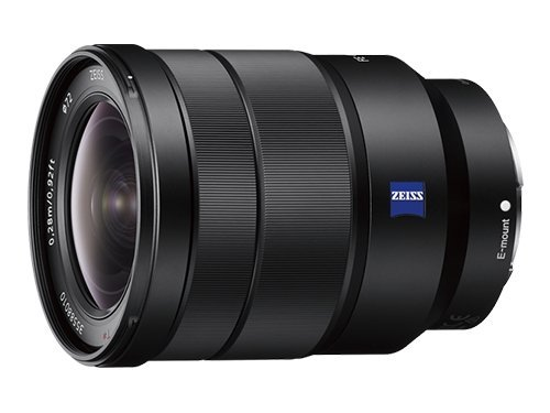 Objetivo Sony Vario-Tessar T* FE 16-35mm f/4 ZA OSS