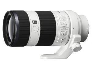 Objetivo Sony FE 70-200mm f/4 G OSS