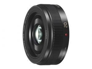 Objetivo Panasonic Lumix G 20mm f/1.7 II ASPH