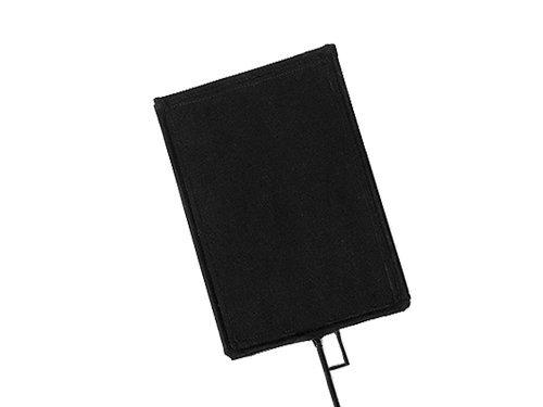 Bandera negra Avenger 76x91cm