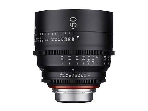 Objetivo Samyang XEEN EF 50mm T/1.5