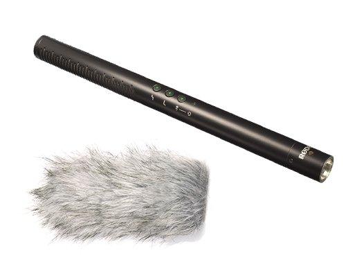 Micrófono unidireccional RØDE NTG-4+