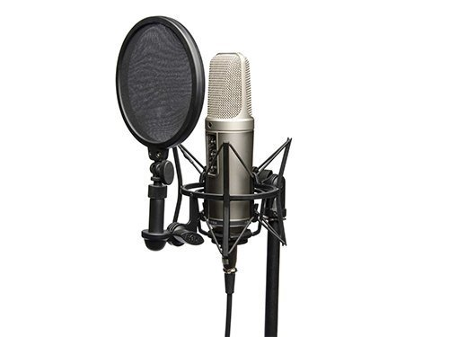 Micrófono de condensador RØDE NT2-A