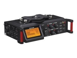 grabadora digital Tascam DR-70D