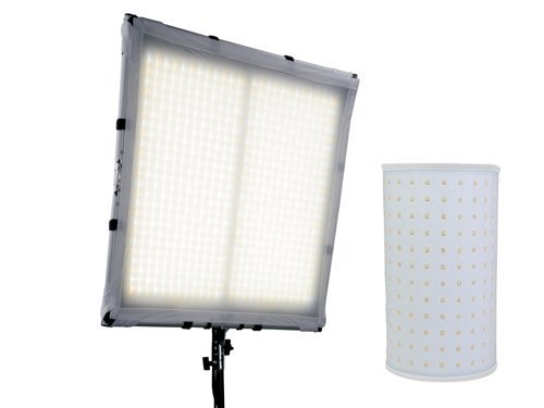 Panel LED flexible bicolor 3200K-5600K
